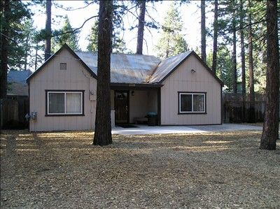 Summer- Front of Cabin