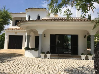 Photo for Casa Jean - Algarve, beautiful villa with stunning views & private swimming pool