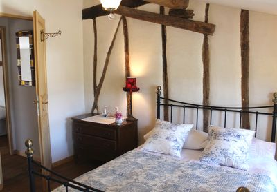 Double room at the top of the house, cosy and private