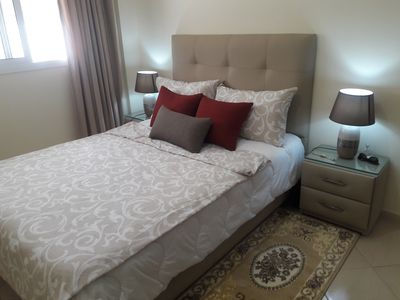 Photo for Beautiful Apartment 5km from downtown FREE WIFI & Parking