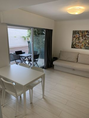 Photo for Modern, freshly renovated studio 5 min-beaches and center, private residence