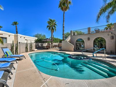 Photo for Rio Verde Home w/ Pool + Spa in Tonto Nat'l Forest