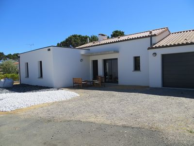 Photo for Modern holiday home quiet in Brétignolles sur mer