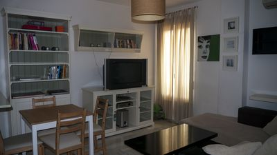 Photo for Apartment in El Pto de Sta Mª (with parking space and WIFI)