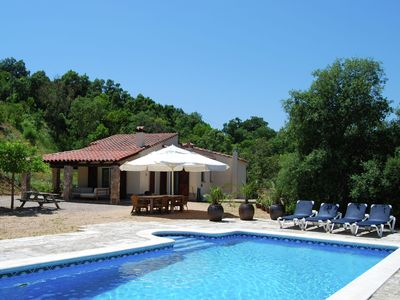 Photo for An oasis of space and peace in this comfortable holiday home near Calonge