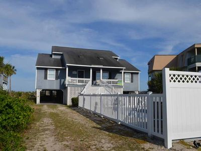 Photo for Conch Out - Oceanfront in Garden City Beach