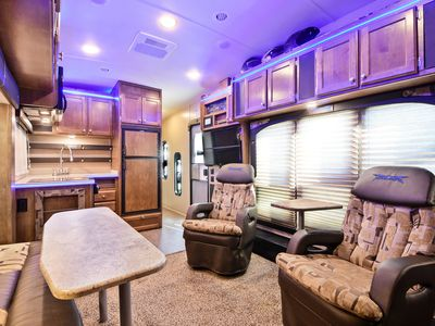 Photo for RV Home - Experience the Differences - Business and Family Ready