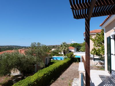 Photo for Oneira Villas 1 - One Bedroom Bungalow with shared pool and sea views