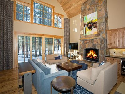 Photo for Truckee Treasure -  Luxury 4 BR plus den in Grays' Crossing with Private Hot Tub