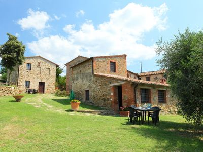 Photo for Castello di Montalto Holiday Home, Sleeps 4 with Pool, Air Con and Free WiFi