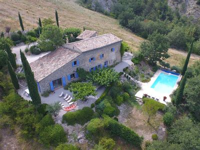 Photo for Majestic Villa in Montaulieu with Swimming Pool
