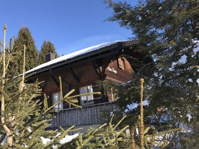 Photo for Family chalet Mon Bijou - just enjoy.