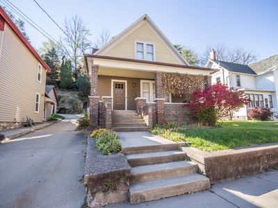Photo for New Listing! Charming home two blocks from Galena Main St