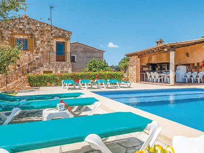 Photo for Country stone villa for 12 with private pool, table tennis & free Wi-Fi