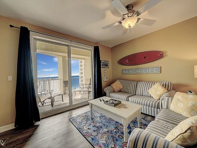 Photo for Grand Panama 203-2 with Beach Views - Rooftop pool and hot tub