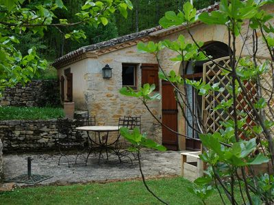 Photo for 3 stars cottage in black  perigord