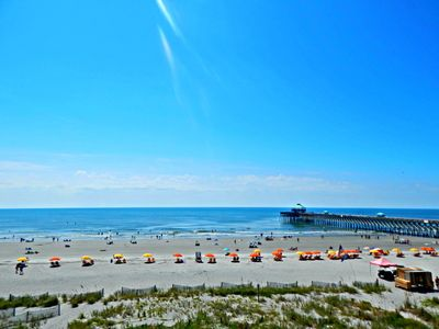 Sand Castle in the Sky - Beach Front Condo w/Amazing Views!