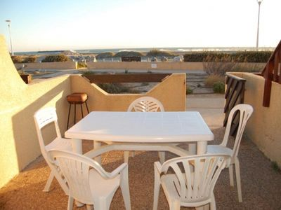 Photo for Villa Port Leucate, studio flat, 6 persons