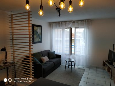 Photo for TALENCE cozy studio near BORDEAUX, bicycles available