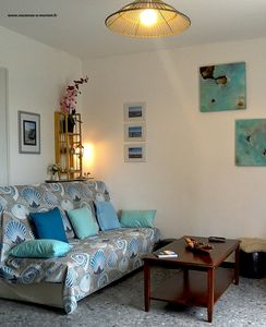 "Photo for Welcome to U MERULU of ""Vacances-a-moriani"", a charming corsican apartment for 6"