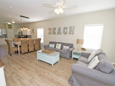Photo for Private Townhome in Santa Rosa Beach. Short Walk to the Beach and Access to Community Amenities!