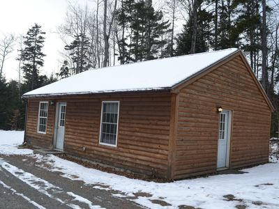 Photo for 3 bedroom 1 bath Cabin in the Heart of Moosehead Lake Region