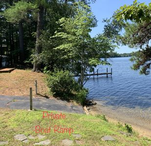 Photo for Winnisquam Waterfront w/boat ramp and dock