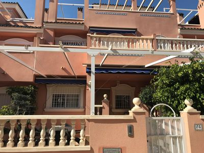 Photo for Beautiful Triplex in Santa Pola just 500mt from the beach