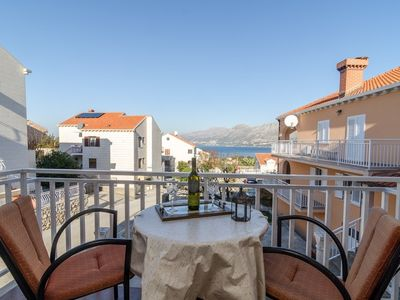 Photo for 1BR Apartment Vacation Rental in Cavtat, Dubrova?ko-neretvanska županija