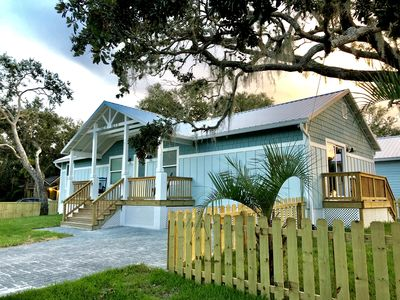 Photo for BRAND NEW 4 BEDROOM, STEPS TO THE BEACH AND INTER COASTAL