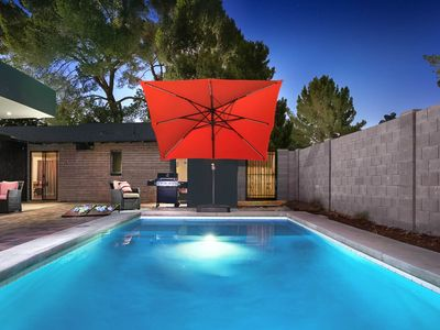 Photo for HEATED POOL!  LIVE IN ARTISTIC LUXURY TEMPE