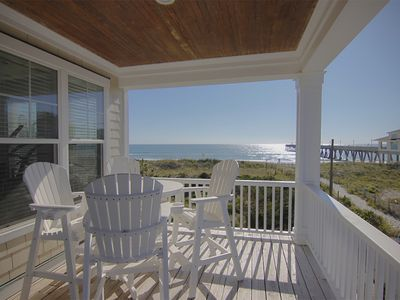 Photo for Oceanfront Duplex with Incredible Views - Discounted rates now showing!