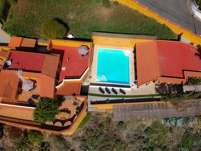 Photo for CANALINA RURAL PARADISE, GREAT FOR EVENTS, BBQ, POOL, SEA VIEWS, WIFI