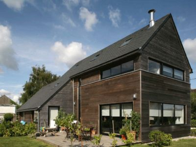 Photo for Wooden house, Gulf of Morbihan