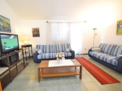 Photo for Apartment 478 m from the center of Opatija with Parking, Internet, Air conditioning, Balcony (112933)