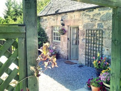 Photo for Delightful converted Smiddy in Chapeltown of Glenlivet.