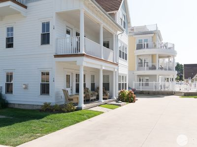 Photo for Happy Hour: 2 BR GH Cottages Condo w/ Fireplace & Pool (Sleeps 6)