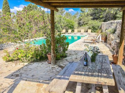 Photo for Villa Can Felix...secluded countryside haven