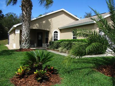 Villa located in the heart of the Disney vacation area.