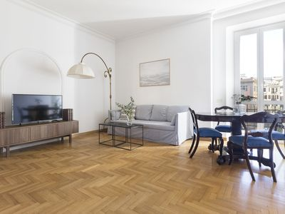 Photo for Elegant 3BR in Villa Borghese by Sonder