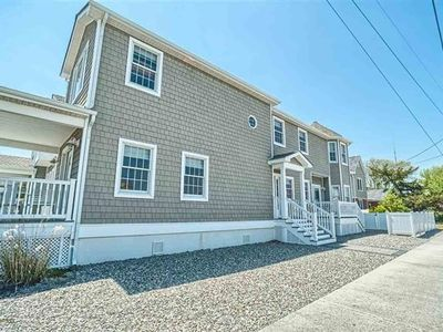 Photo for Stunning Construction, only 3 blocks from the Wildwood Beaches!
