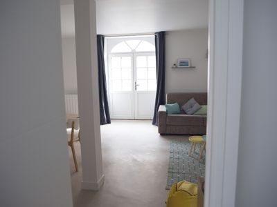 Photo for Saint-Malo T2 apartment ideally located in the neighborhood of Solidor