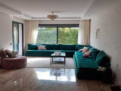 Photo for APARTMENT IN DAR BOUAAZA FURNISHED NEW