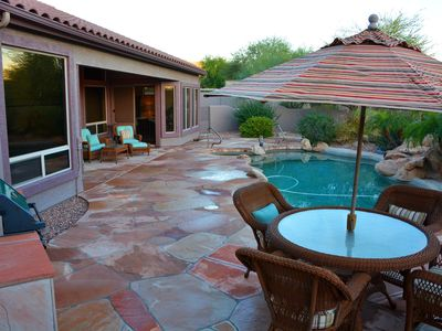 Photo for New LIsting! Beautiful Spacious Desert Home in the gated community of Las Sendas