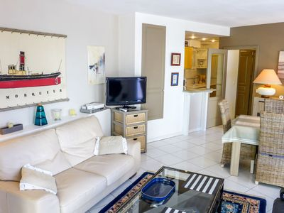 Photo for Apartment Les Jardins du Prince in Biarritz - 6 persons, 2 bedrooms
