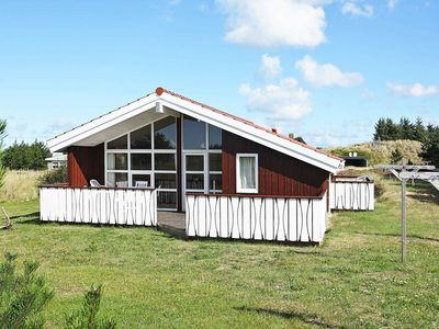Photo for Peaceful Holiday Home in Thisted with Sauna