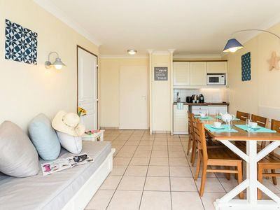 Photo for Résidence Pierre & Vacances Bleu Marine - 2-Room Apartment 3/4 People Standard
