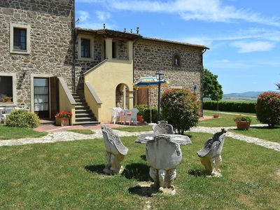 Photo for 1BR Apartment Vacation Rental in Montecatini Val di Cecina, Toscana