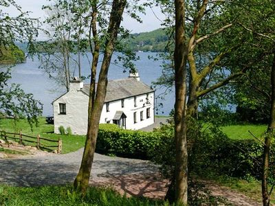 Photo for HULLET HALL, pet friendly, with pool in Hawkshead, Ref 914075