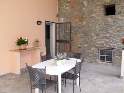 Photo for Vacation home La Casa delle Rondine (BGM130) in Borgomaro - 5 persons, 2 bedrooms